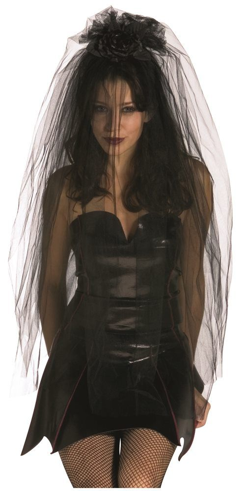 Picture of Gothic Bride Veil