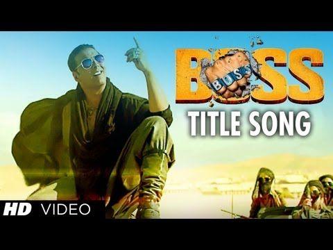 #BOSS #TitleTrack #YoYoHoneySingh