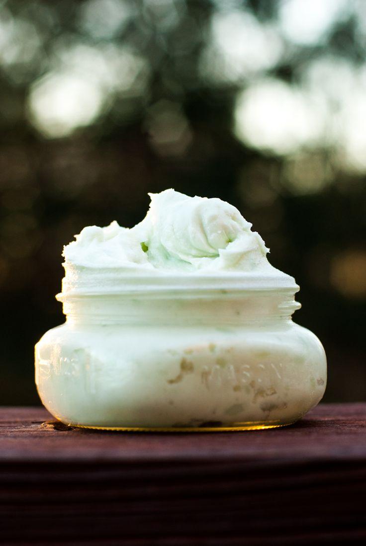 Homemade cream using essential oils!