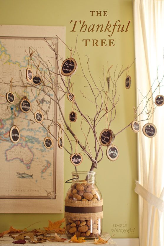41 best Thanksgiving Ideas images on Pinterest Autumn decorations