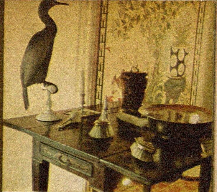 Table de toilette pauline de rothschild 39 s world la vie - La table de chessy ...