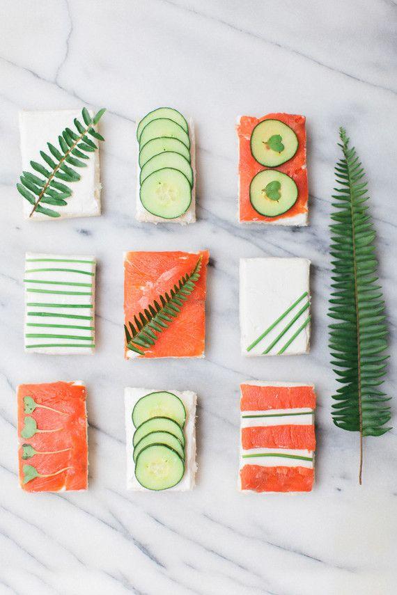 Best 25+ Bridal shower sandwiches ideas on Pinterest ...