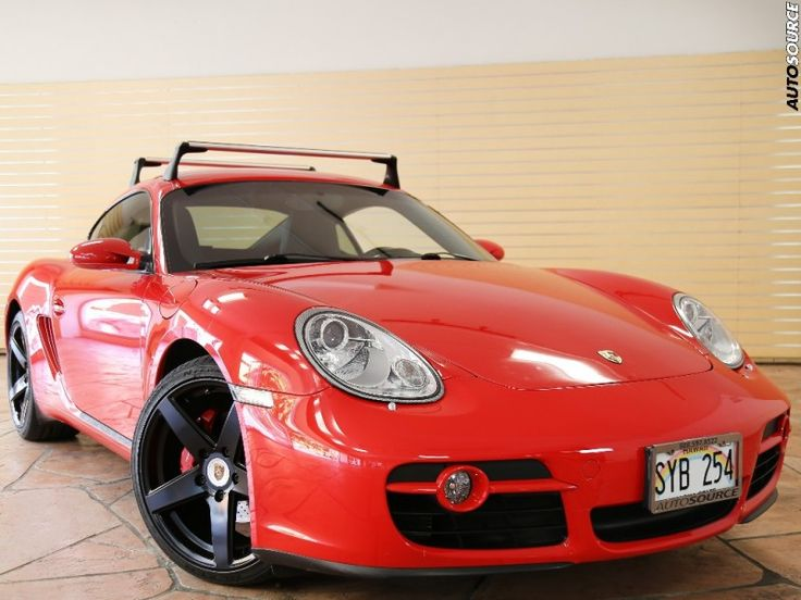 2007 Porsche Cayman S 6SPD $26995 http://www.autosourcehawaii.com/inventory/view/10052600