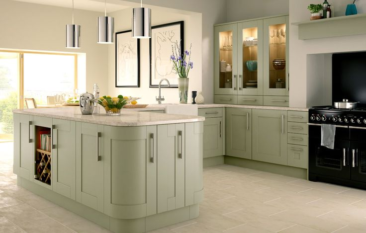 Wickes fitted kitchens: Tiverton Grey