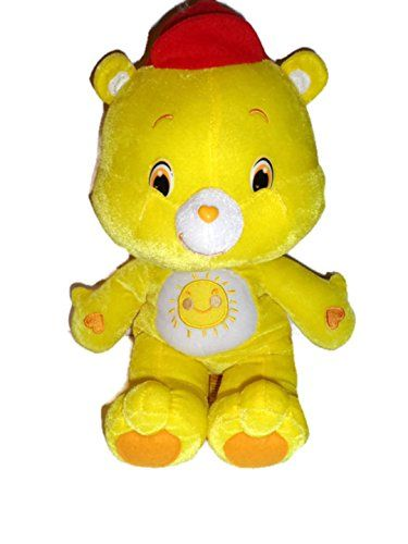 Funshine Care Bear Yellow Plush Nanco https://www.amazon.com/dp/B00GRGEE0I/ref=cm_sw_r_pi_dp_x_e5uFzbFF4FD8K