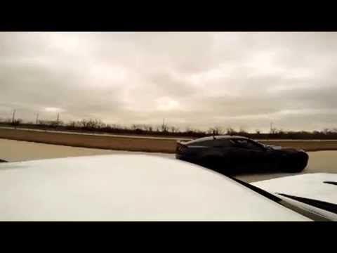 Vid�o - 2015 Corvette C7 Z06 vs 2014 Viper TA sur Supercharged   DUEL MUSCLE CAR -SUPERCAR