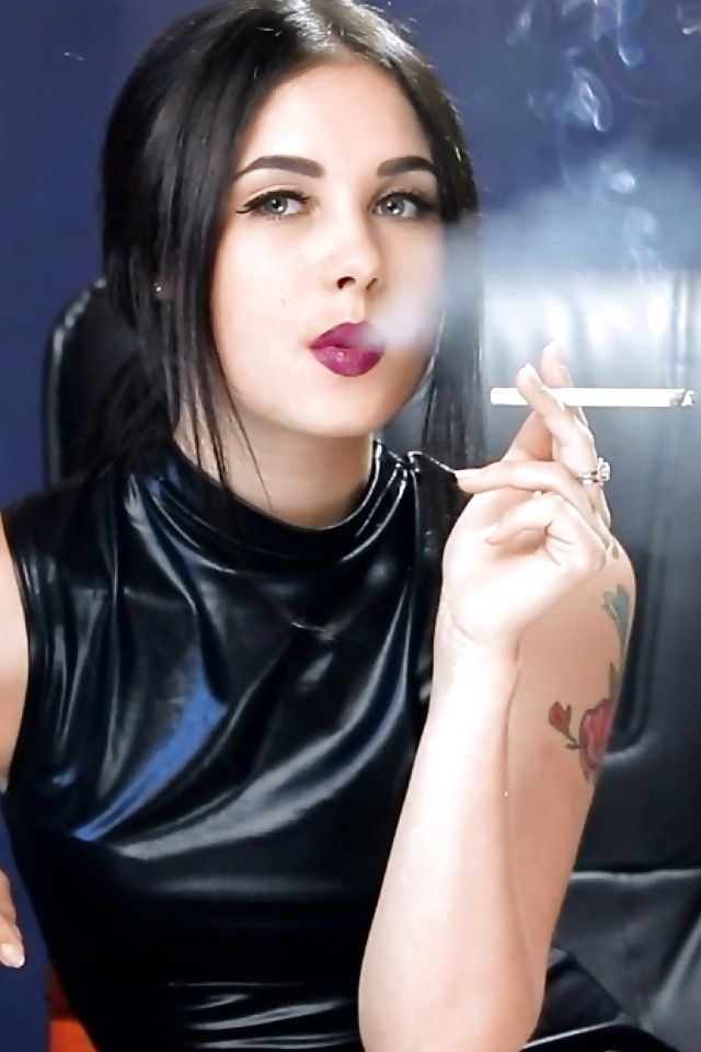 Are not female smoker fetish can