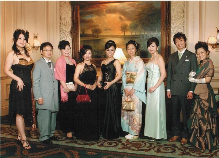 gala party The Ritz-Carlton, Osaka