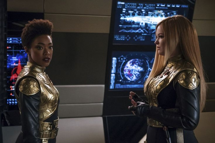 Star Trek: Discoverys half-season premiere is a sobering reminder that utopia has a cost