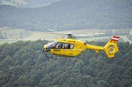 Helicopter, Christophorus9, Yellow