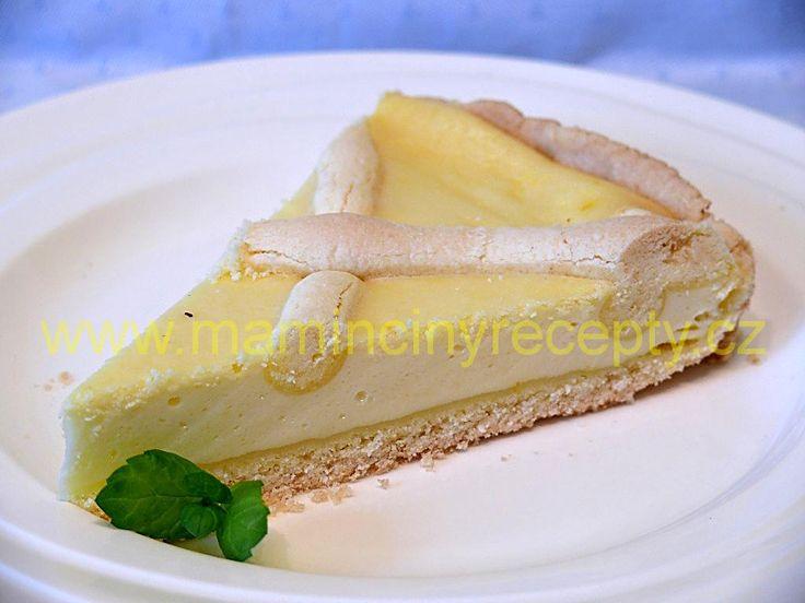 Bezlepkový mřížkový koláč