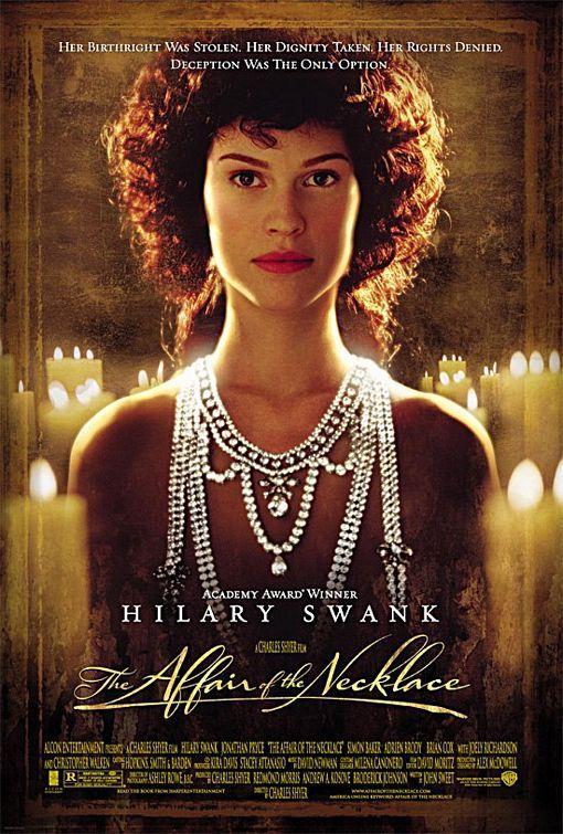 The Affair of the Necklace costume designer, Mileno Canonero