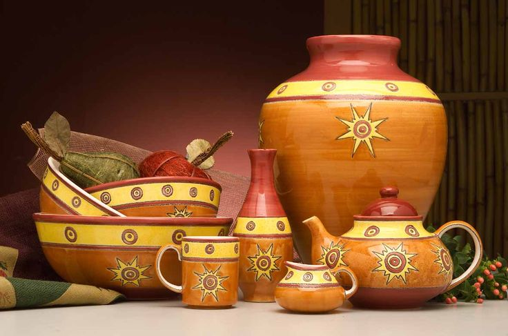 artesanía  en cerámica