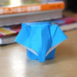 Little Origami Elephant