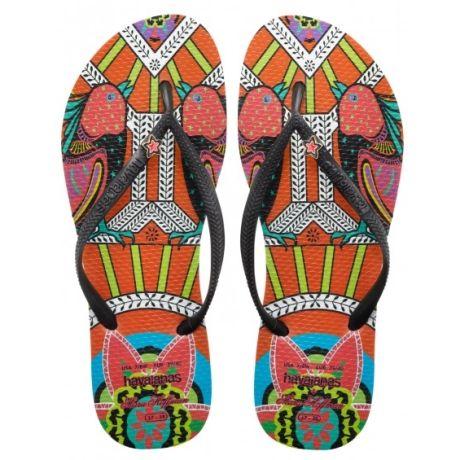 Havaianas + Mara Hoffman Flip Flops