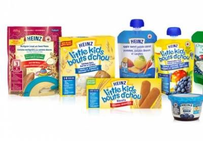 Free Sample and Coupons from Heinz Baby