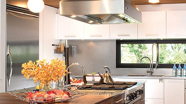 Hotte de cuisine: Achat et installation | Rénovation Bricolage