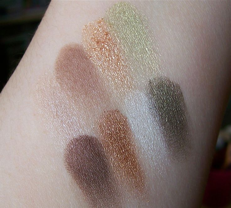 Maybelline Sunbaked Neutrals Palette | Makeup Swatches | Pinterest ...