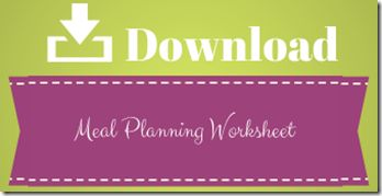 Download Macro Meal Planning Template