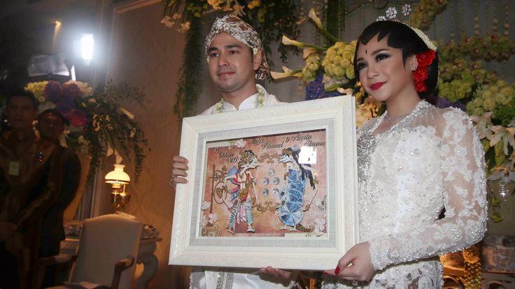 Foto-Foto resepsi pernikahan Raffi ahmad dan Nagita Slavina GIGI