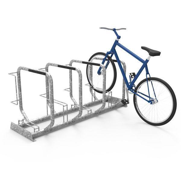 Fahrradparksysteme Fahrradstander Falcofida Fahrradstander