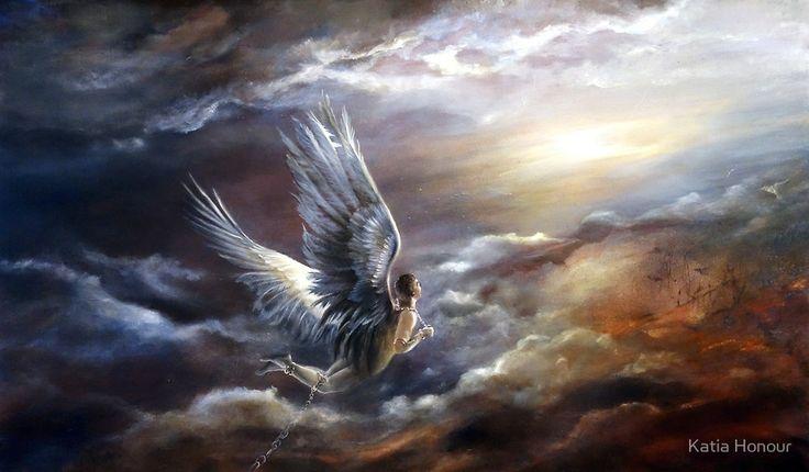 « Ascend » par Katia Honour