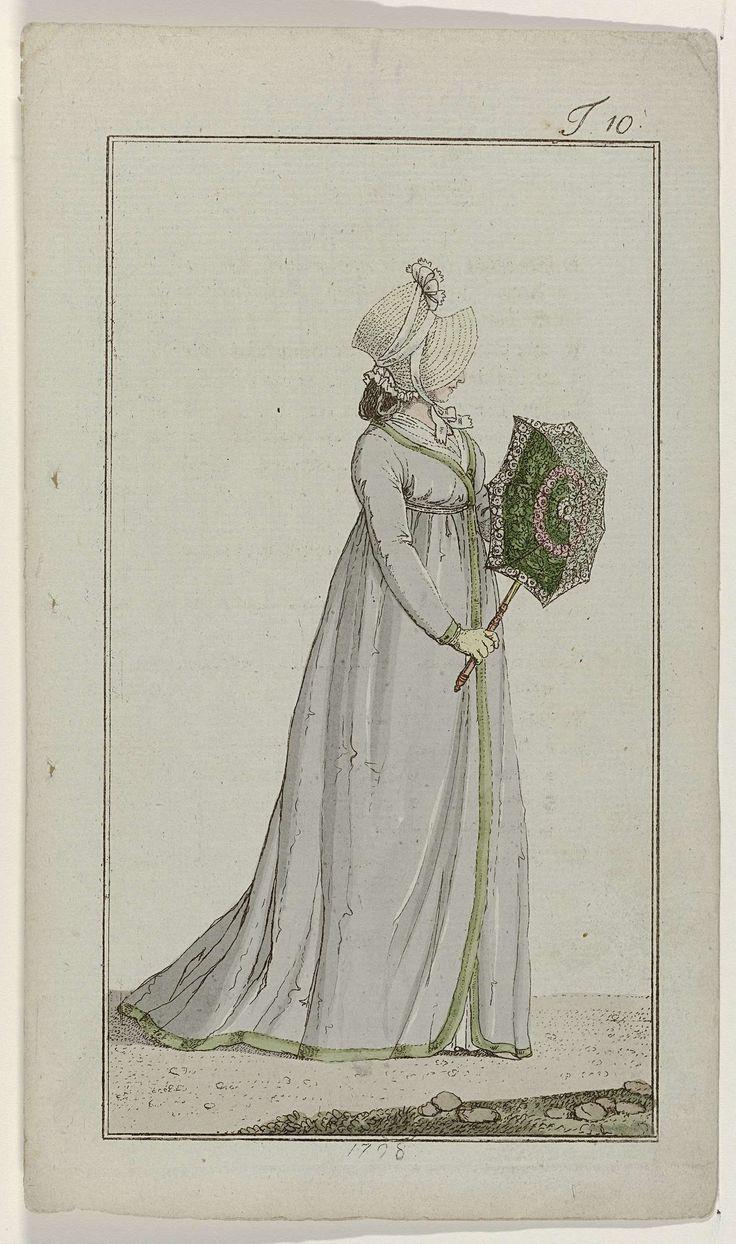 Journal des Luxus und der Moden, 1798, T 10, Georg Melchior Kraus, 1798