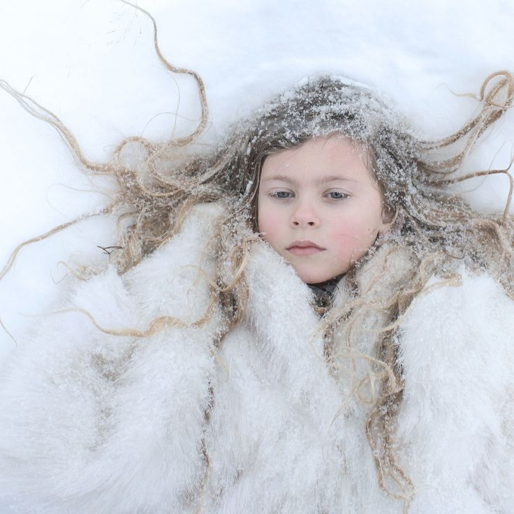 Snowprincess❄ Norwegian photographer: Marit Junge