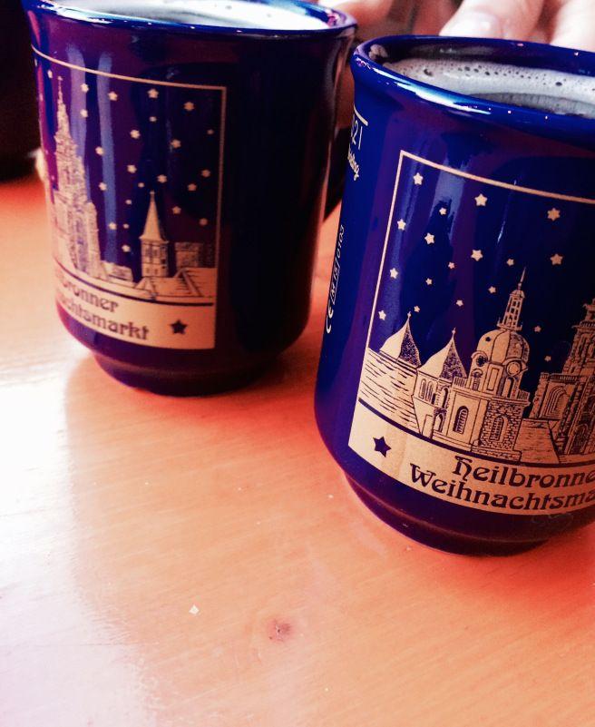 Heilbronner Weihnachtsmarkt! Heilbronn, Germany #Germany #Europe #Wanderlust #Travel