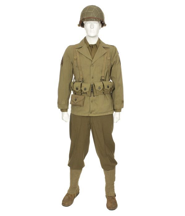 us army uniforms world war 2 combat - Google Search