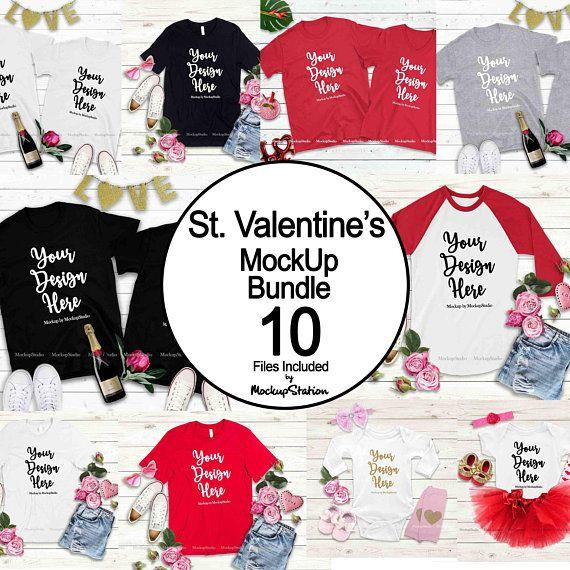 Download Free Valentine T Shirt Mockup Bundle Valentines Day Shirts Mock Up Psd Mockup Psd For Free Mockup Free Psd Free Psd Mockups Templates Free Packaging Mockup