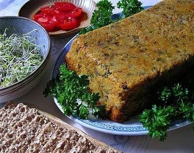 Superbe recette de Pâté végétarien