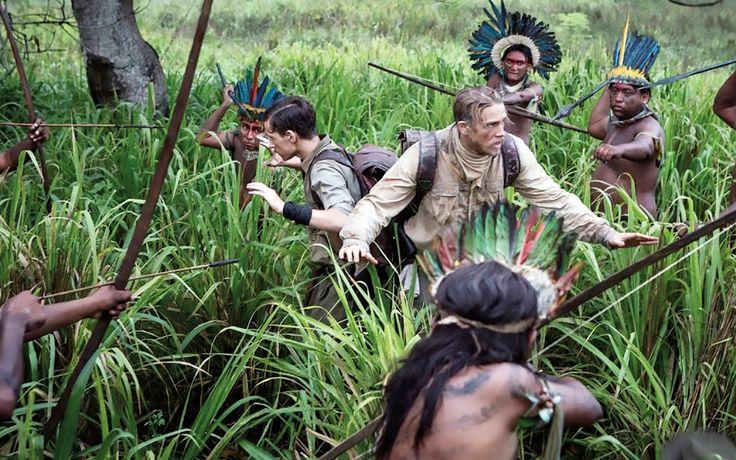 """""""The lost City of Z"""" de James Gray ganó el premio William W. Warner del 25th DC Environmental Film Festival - Estados Unidos"""