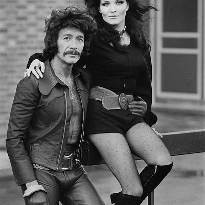 Peter Wyngarde - Jason King From Department