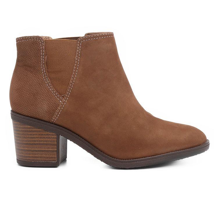 Compre Bota Usaflex Salto Grosso Caramelo na Zattini a nova loja de moda online da Netshoes. Encontre Sapatos, Sandálias, Bolsas e Acessórios. Clique e Confira!