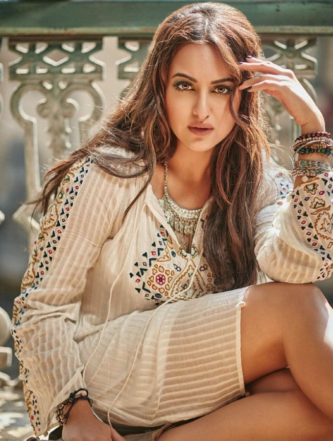 Sonakshi Sinha #photoshoot for Filmfare February 2016 Edition.