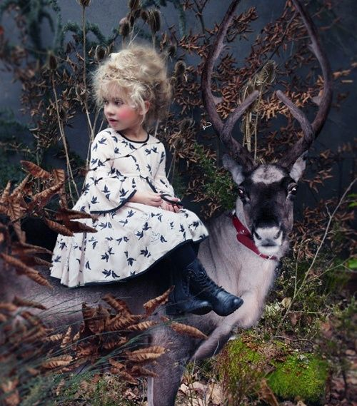 dress children's fashion. Love at first sight...
