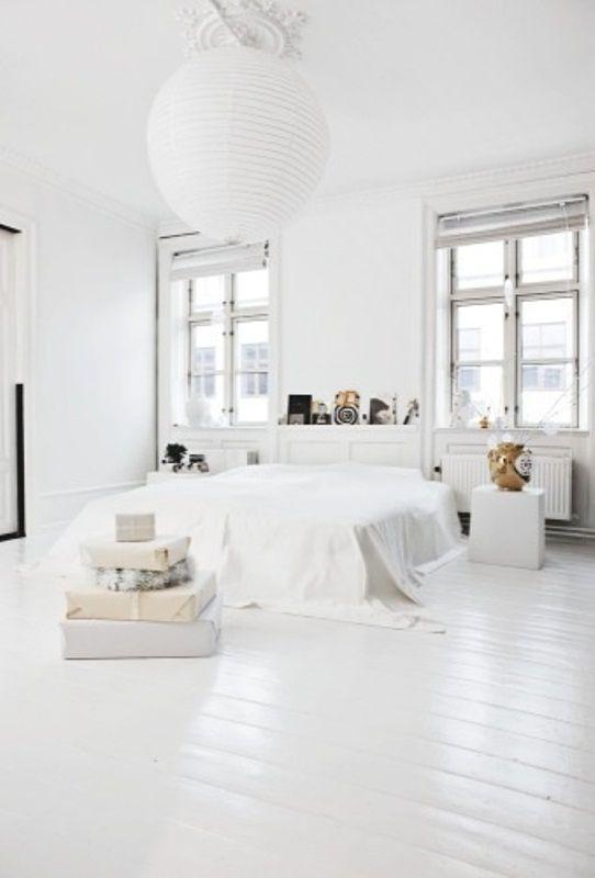 48 Impressive Bedroom Design Ideas In White