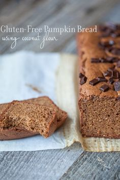 Pumpkin Bread - Danielle Walker's Against All Grain