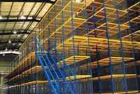 Mezzanine Floor storage and shelving systems offer safe and effective storage for all sizes and weights. http://www.storagerack.com.my