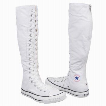 17 best ideas about knee high converse on