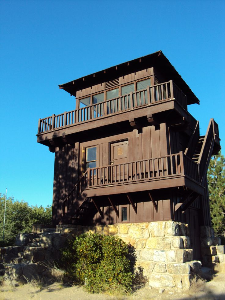 134 Best Images About Fire Lookout Tower On Pinterest