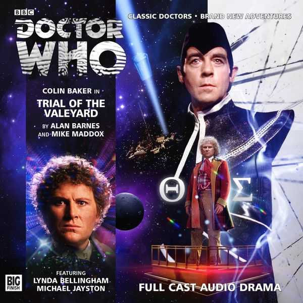 XII. Trial of the Valeyard