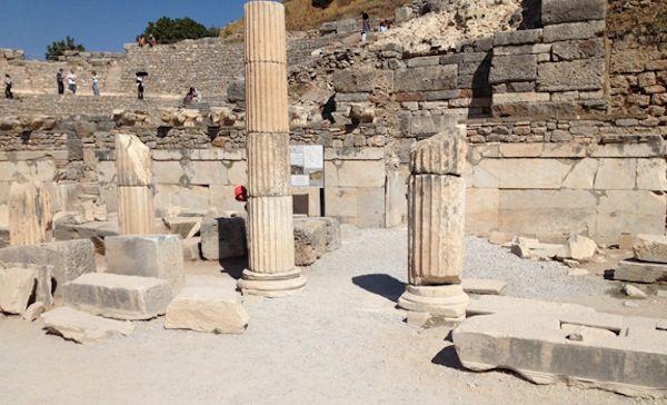 Jay At Ephesus