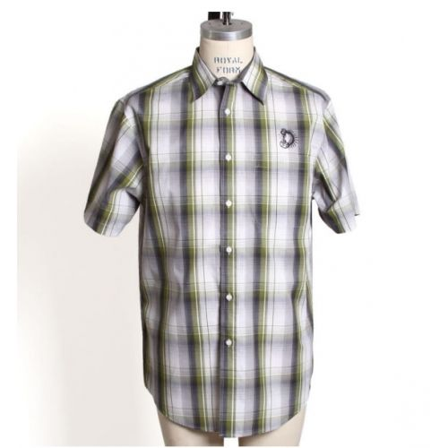 Brad Button Down Western Shirt by Lucky 13