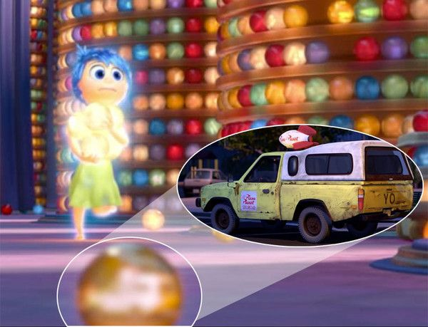 The Untitled Pixar Movie That Takes You Inside The Mind
