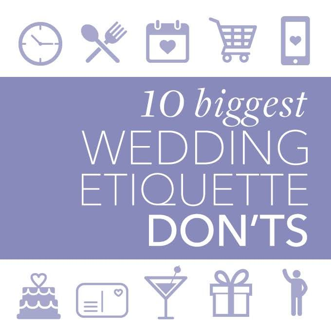 Gifts For Wedding Party Etiquette: Wedding Etiquette, Tools And Wedding On Pinterest