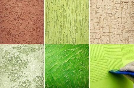 texturas en paredes interiores | Como pintar uma parede com textura