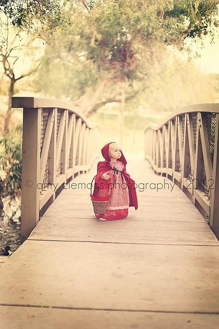 Little Red Riding Hood...LOVE!