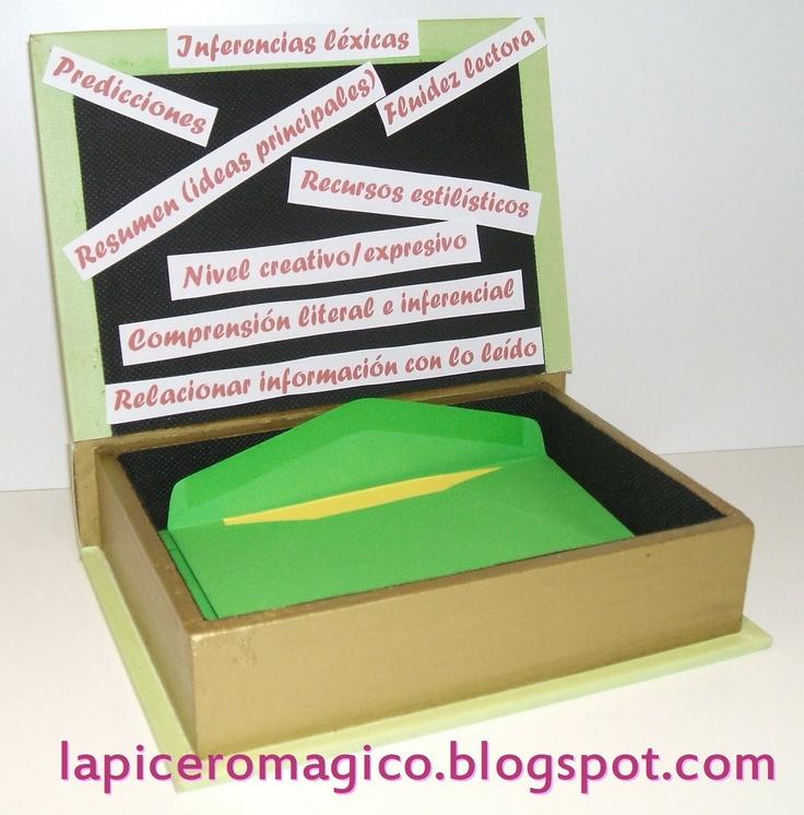 LAPICERO MÁGICO: COMPRENSIÓN LECTORA: Juego cooperativo